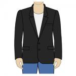 ジャケット・袖丈