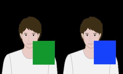 ブルーベース(緑 or 青)