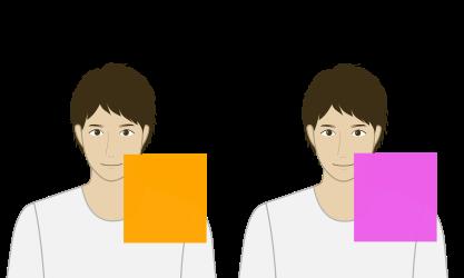 イエローベース(オレンジ or ピンク)