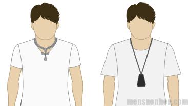 ネックレス(太短・長い)