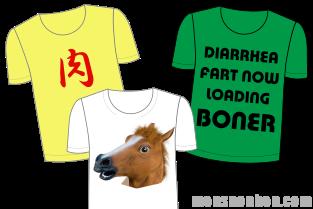 ネタ系Tシャツ