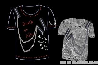 ヴィジュアル系Tシャツ