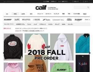 calif(カリフ)