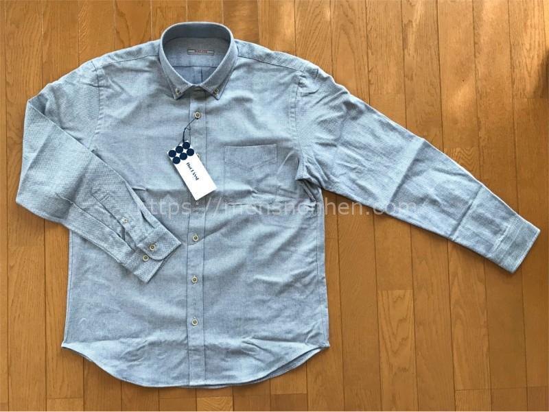 ドゥクラッセのシャツ(全体)